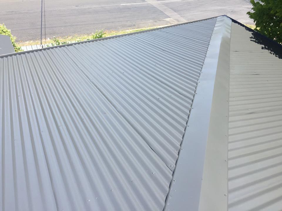 Full re-roofing