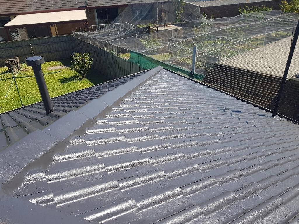 Full roof restoration